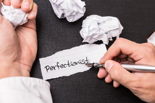 Here are four ways to turn perfectionism on its head and make room for self-compassion.