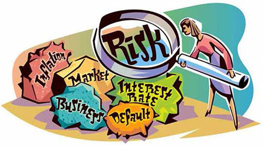 Types of Investing Risks